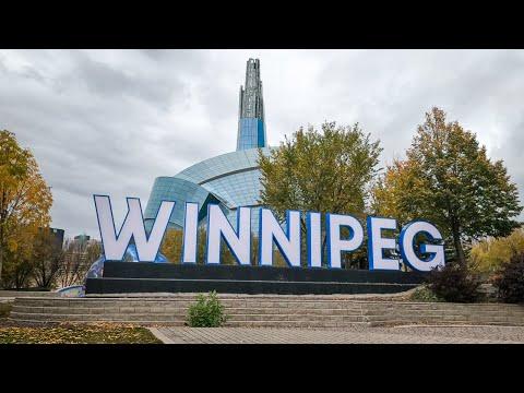 A Short Visit To Winnipeg | 2020