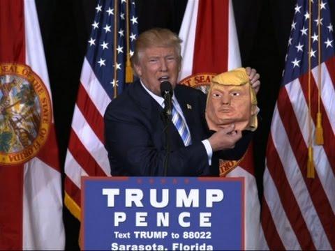 Trump Kicks-Off Election Eve Campaign in Florida