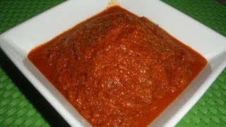 How To Make Massaman Curry Paste