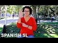 WIKITONGUES: Mónica speaking Spanish Sign Language