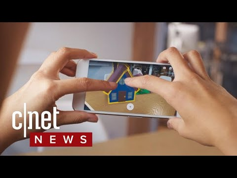 Download Youtube: ARCore is Google's augmented-reality platform for Android (CNET News)