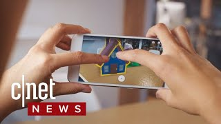 ARCore is Google's augmented-reality platform for Android (CNET News)