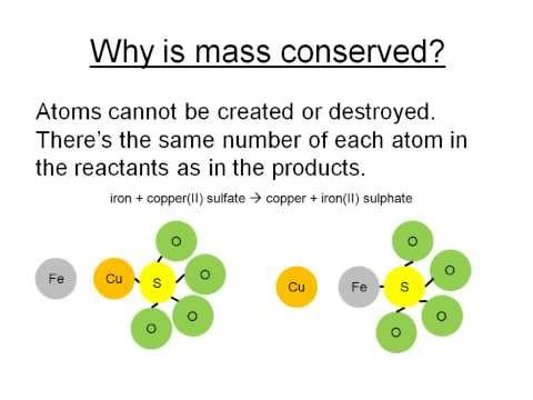 OCR Gateway B C3 Reacting Masses (Higher)