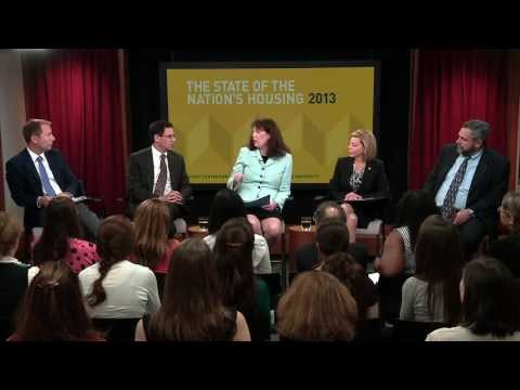The State of the Nation's Housing 2013