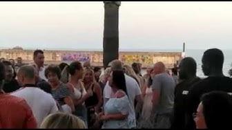 "Eröffnung ""MB 30"" Lounge von Mario Basler in Cala Ratjada auf Mallorca"