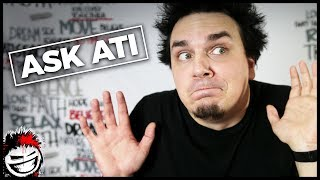 TVTWIXX A JEJICH CHERNOBYL - Ask Ati #81