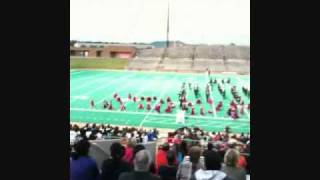 Stephen F Austin HS Marching Band - Ft Bend Band Night 10-4-10 Thumbnail