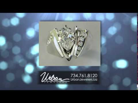 Urban Jewelers of Ann Arbor, MI - Custom Jewelry Design, Sales & Repair