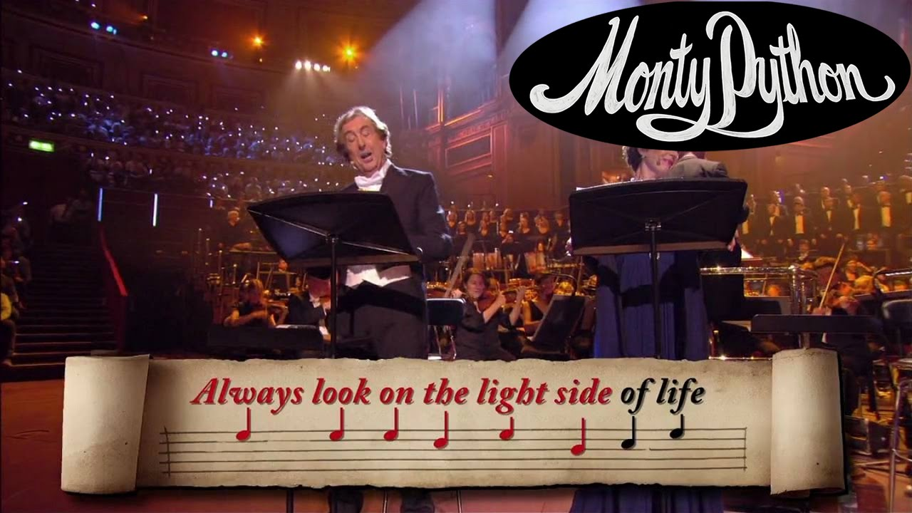 Always Look on the Bright Side of Life Sing-Along - Monty Python