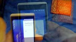 ANS UL40 SMARTPHONE - YouTube