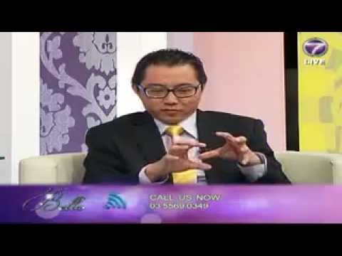 TV Interview with Mr. Lee Kong Meng, Chief Speech-Language Pathologist (Speech Beacon)