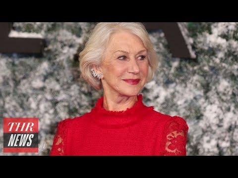 "Helen Mirren Says Ivanka Trump ""Talks a Good Game, but There"