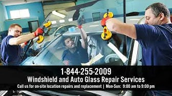 Windshield Replacement Rockford IL Near Me - (844) 255-2009 Vehicle Windshield Repair
