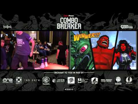 Combo Breaker - Ultimate Marvel vs Capcom 3 Auction Tourney