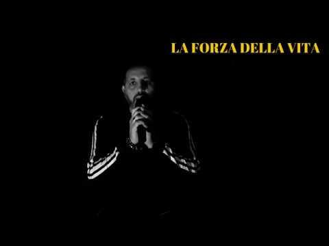 MASSIMO GALFANO LA FORZA DELLA VITA (Cover)