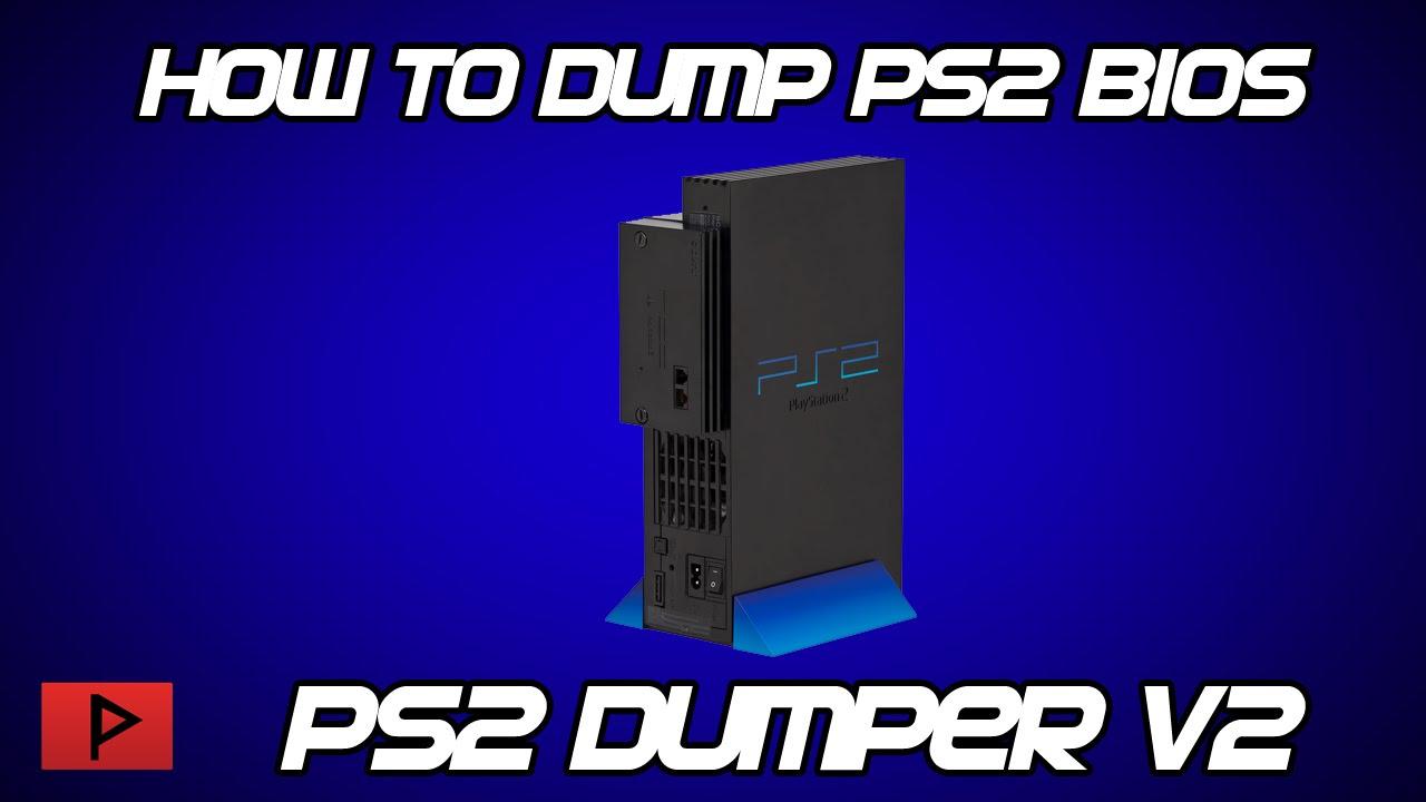 [How To] Dump PS2 Bios Using PS2DumperV2 Tutorial (2015)