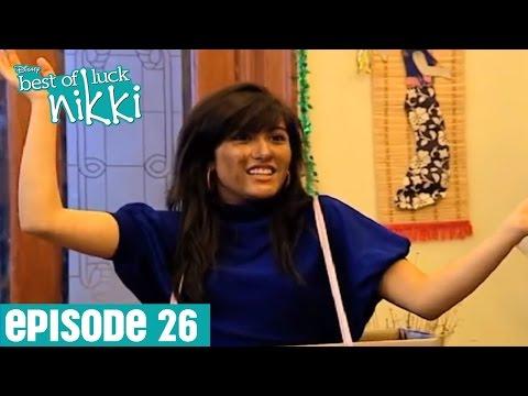 Best Of Luck Nikki   Season 1 Episode 26   Disney India Official