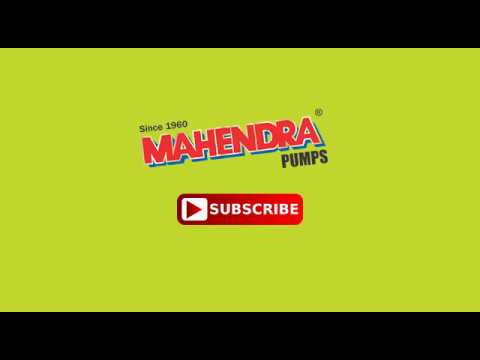 Mahendra Pumps Performance Video - 2