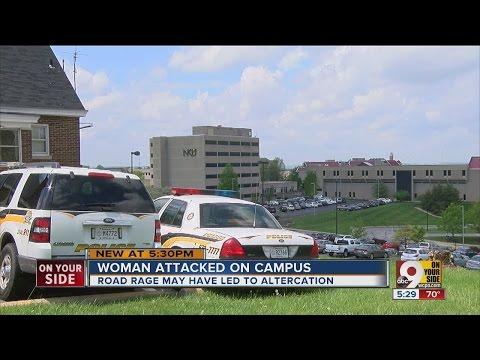 Woman atacked on NKU campus