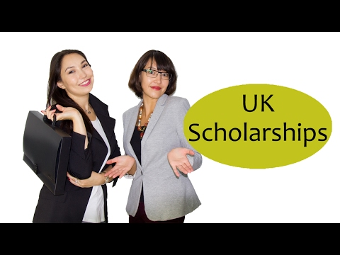 How to get a scholarship for international students in the UK