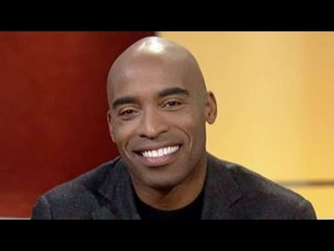 Tiki Barber raising awareness of autism