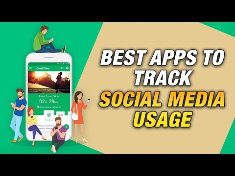 Android Apps To Track Social Media Usage On Your Phone