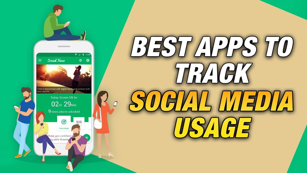 10 Best Apps That Track And Limit Social Media Usage On Android