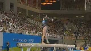 Olympic Champions - Athens 2004 Beam - Catalina Ponor