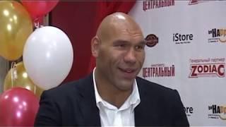 Николай Валуев - 6 лет назад в Якутске  и о кино...