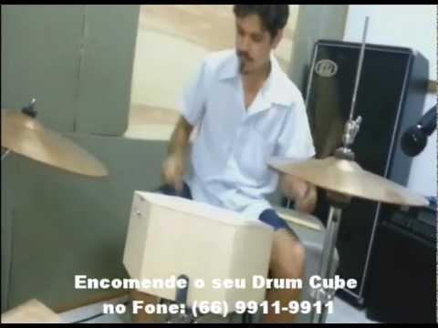 Drum Cube By T.J Toresan (áudio De Celular)