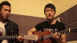 MV Người ấy - M-Talk band ft Tuấn Anh (acoustic cover) (Phòng thu âm M-Talk)