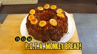 Planet Of The Apes Monkey Bread Recipe!