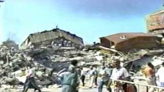 1999 Earthquake: Peter Yanev, EQE International, on KGO-TV