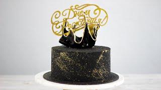 КАК ПОКРЫТЬ ТОРТ ВЕЛЮРОМ Все о велюровом покрытии торта Велюр это просто Рецепт велюра для торта