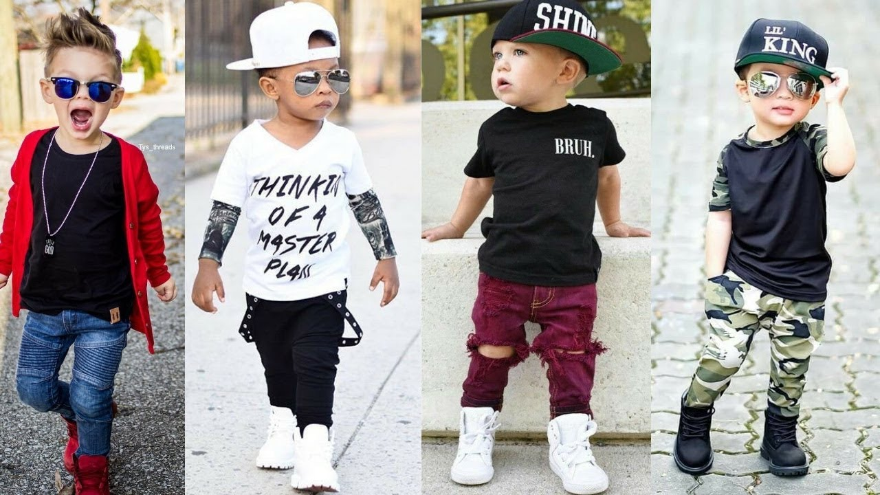 d6e3c0fa Stylish Summer Outfits For Kids/boys#Stylish T-shirt with jeans ||N.J  Fashion