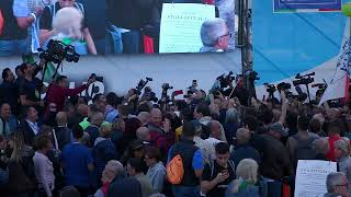 Segui In Diretta Da Roma Piazza San Giovanni La Grande Manifestazione  Orgoglio  Taliano