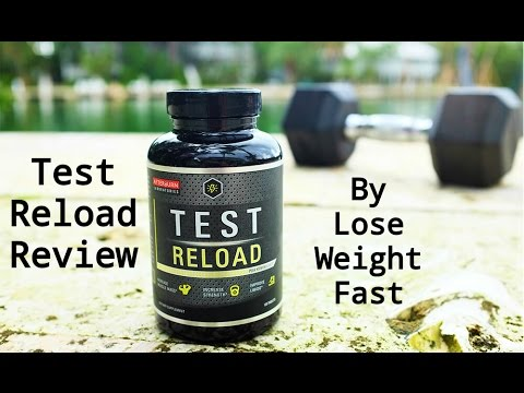 Test Reload Review Insane Test Booster Or Total Scam Youtube
