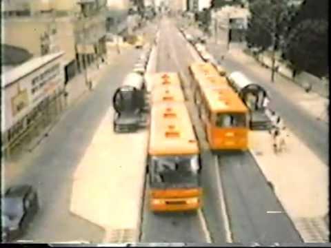 """(c.1990's) """"Brazil's Innovative Transit System"""""""
