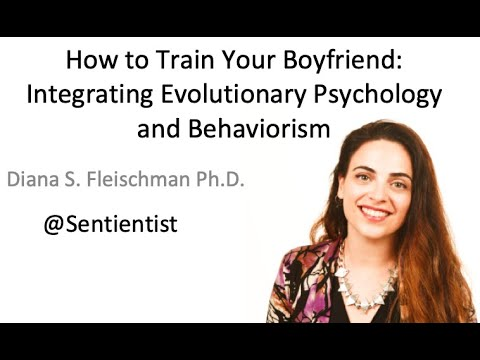 Download How to Train Your Boyfriend - Lecture for Cambridge Biological Anthropology Seminar Series