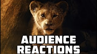 The Lion King {SPOILERS}: Audience Reactions | July 18, 2019