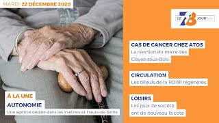 7/8 Le Journal. Edition du mardi 22 décembre 2020