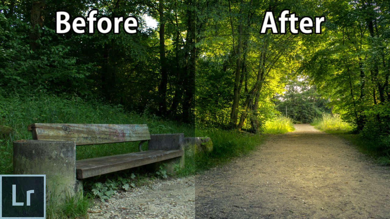 Landscape Photography Editing From Start to Finish in Adobe Lightroom - Turning a Boring Photo Great