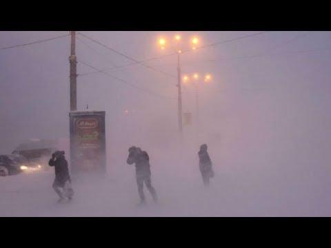 Мороз в Таджикистане и Кыргызстане. Урожай под угрозой