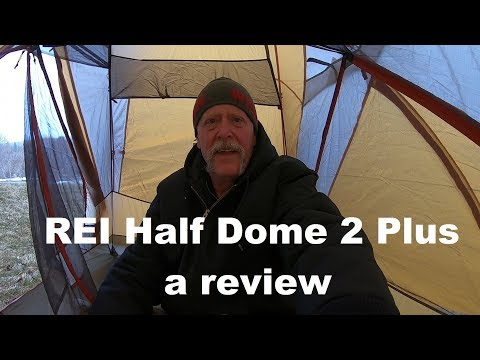 REI HALF DOME 2 PLUS Review And Setup.