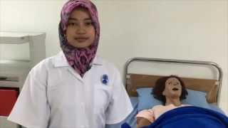 Pemasangan Kateter Urin oleh Alifa Widya Waty Iqbal_Kelas D