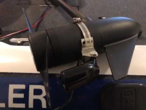 Hummingbird 175 install transducer on trolling motor for Lowrance hdi trolling motor adaptor for skimmer transducer