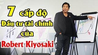 7 cấp độ đầu tư tài chính của Robert Kiyosaki \