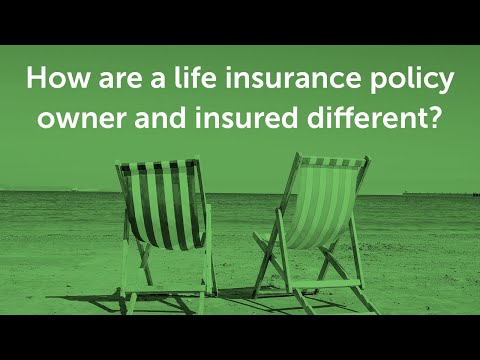 What's The Difference Between The Life Insurance Policy Owner And Insured? | Quotacy Q&A Fridays