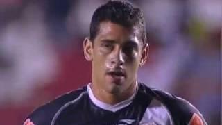 Vasco 5 x 2 Universitário PERU pela Sul Americana - MELHORES MOMENTOS  09/11/2011