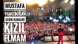 Mustafa Yıldızdoğan Antalya Serik Konseri Kızıl Elmam